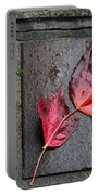 Red Maple Bricks Portable Battery Charger