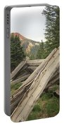 Red Mountain Ruins Portable Battery Charger