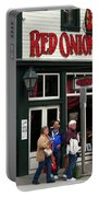 Red Onion Saloon Portable Battery Charger