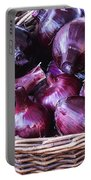 Red Onion Portable Battery Charger