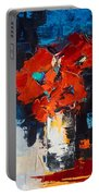 Red Passion Portable Battery Charger