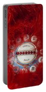 Red Phone For Emergencies Portable Battery Charger