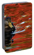 Red Pond Portable Battery Charger