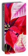 Red Red Christmas Portable Battery Charger