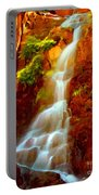 Red River Falls  Portable Battery Charger