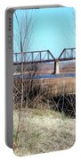 Red River I 35 Train Trussell Portable Battery Charger