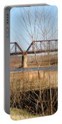 Red River Train Trussell Portable Battery Charger