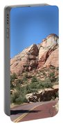 Red Road Zion Park Portable Battery Charger