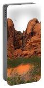 Red Rock Canyon. Portable Battery Charger
