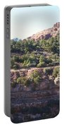 Red Rock Canyon In Arizona Portable Battery Charger