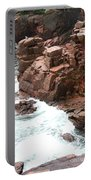 Red Rock Coast Maine Portable Battery Charger