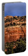Red Rock Crag Portable Battery Charger