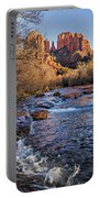 Red Rock Crossing Winter Portable Battery Charger