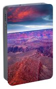 Red Rock Dusk Portable Battery Charger
