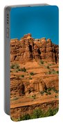 Red Rock Formation Sedona Arizona 21 Portable Battery Charger