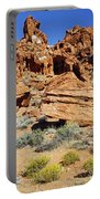Red Rock Land Portable Battery Charger