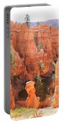 Red Rocks - Bryce Canyon Portable Battery Charger