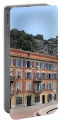 Red Row Houses In Nice Portable Battery Charger