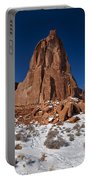 Red Sandstone Arches National Park Utah Portable Battery Charger