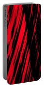 Red Storm Portable Battery Charger