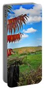 Red Sumac Field Portable Battery Charger