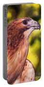 Red Tailed Hawk - 59 Portable Battery Charger