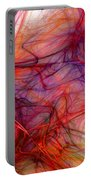 Red Threads Portable Battery Charger