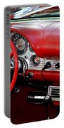 Red Thunderbird Dash Portable Battery Charger