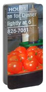 Red Tomatoes Portable Battery Charger