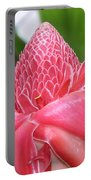 Red Torch Ginger Portable Battery Charger