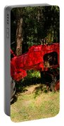 Red Tractor Portable Battery Charger