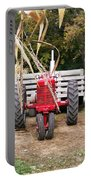 Red Tractor Ready To Roll Portable Battery Charger