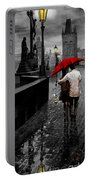Red Umbrella 2 Portable Battery Charger
