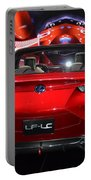 Red Velocity Portable Battery Charger