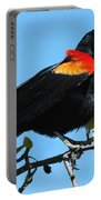 Red Wing Blackbird 2 Portable Battery Charger