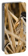 Reed Bunting Portable Battery Charger