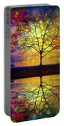Reflected Dreams Portable Battery Charger