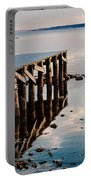 Reflected Pier Portable Battery Charger