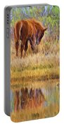 Reflecting Foal Portable Battery Charger