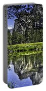 Reflecting On Yosemite Portable Battery Charger