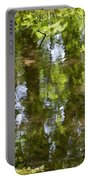 Reflection Of Woods Portable Battery Charger