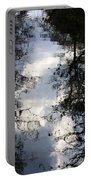 Reflection On Sweet Water Strand Portable Battery Charger