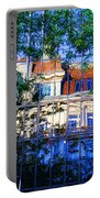 Reflections In The City Portable Battery Charger