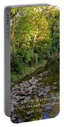 Reflections In The Stream Portable Battery Charger