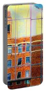 Reflections Of A City Portable Battery Charger
