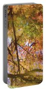 Reflections Of A Colorful Fall 002 Portable Battery Charger