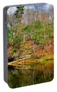 Reflections Of Earth Portable Battery Charger