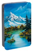 Reflections Of Fall Portable Battery Charger