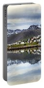 Reflections Of Iceland Portable Battery Charger
