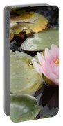 Reflections Of Lily Portable Battery Charger